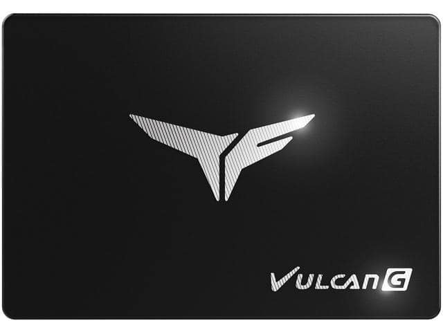 """Team Group T-FORCE VULCAN G 2.5"""" 1TB SATA III 3D NAND Internal Solid State Drive - $76.49+ F/S At Newegg"""