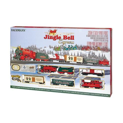 Bachmann Jingle Bell Express HO Scale Electric Train Set $94.07