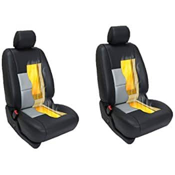 4x Large Pad Universal Car Seat Heater Kit 12v Hi/Lo  $29.99 PRIME after promotion