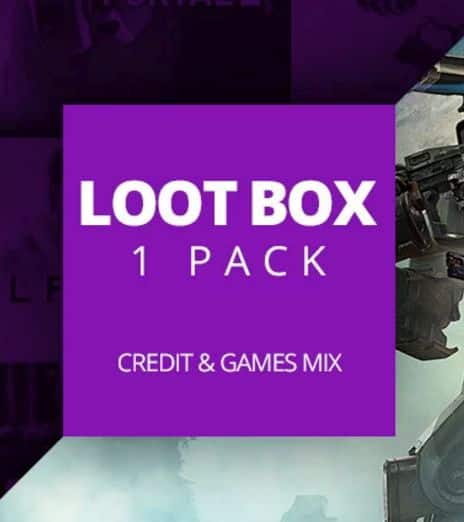 PC Games: Green Man Gaming Loot Boxes- starting at $1.29 or lower with email code