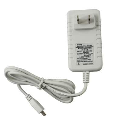 Fry's 2.5A micro usb Power Supply-$1.49