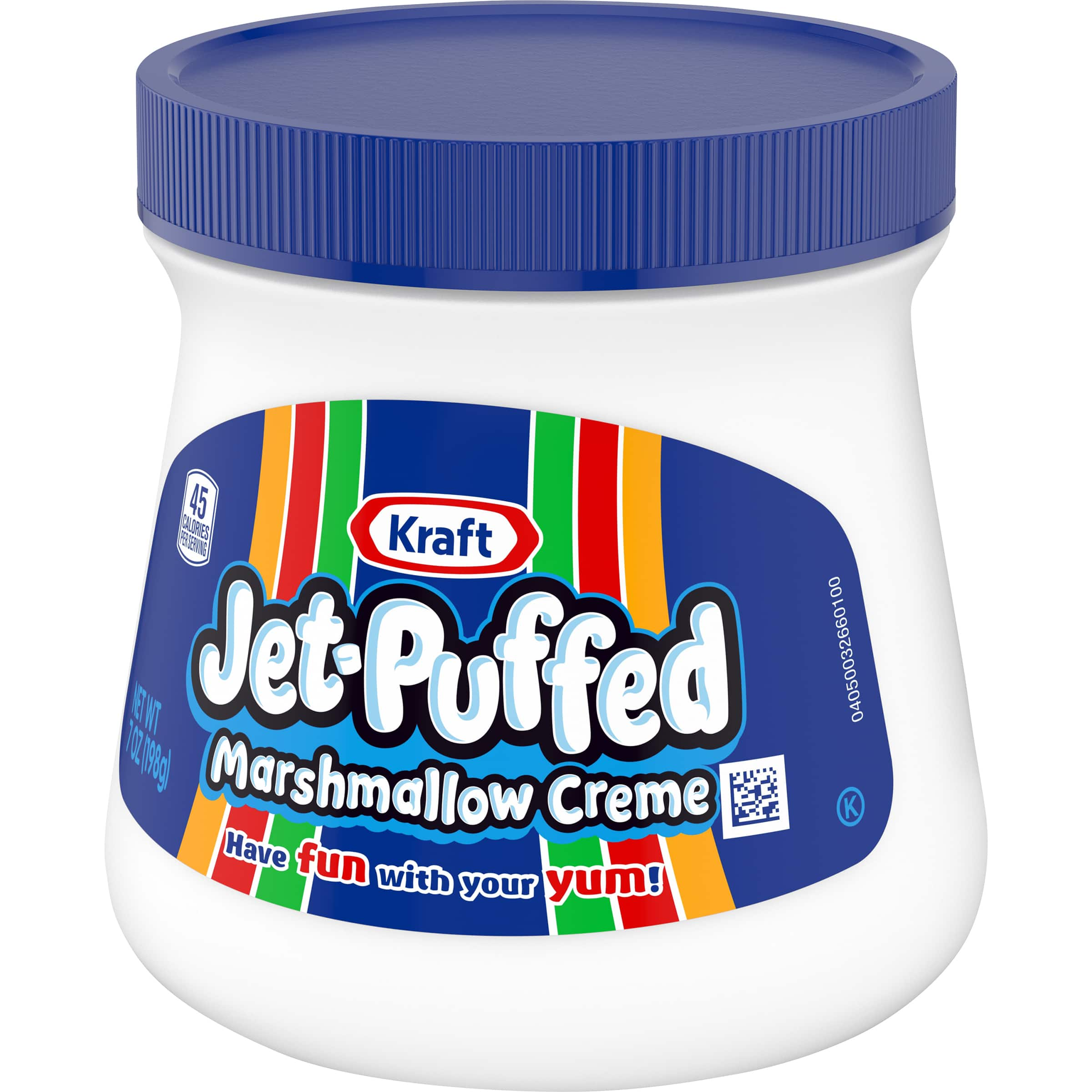 Jet-Puffed Marshmallow Creme Spread $1.28 w/ 5% S&S and Free Shipping