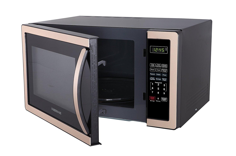 "Farberware Microwave Oven Classic 1.1 Cubic Foot 1000-Watt $39.99 @Ebay after 20% off ""PRETTYDAY"""