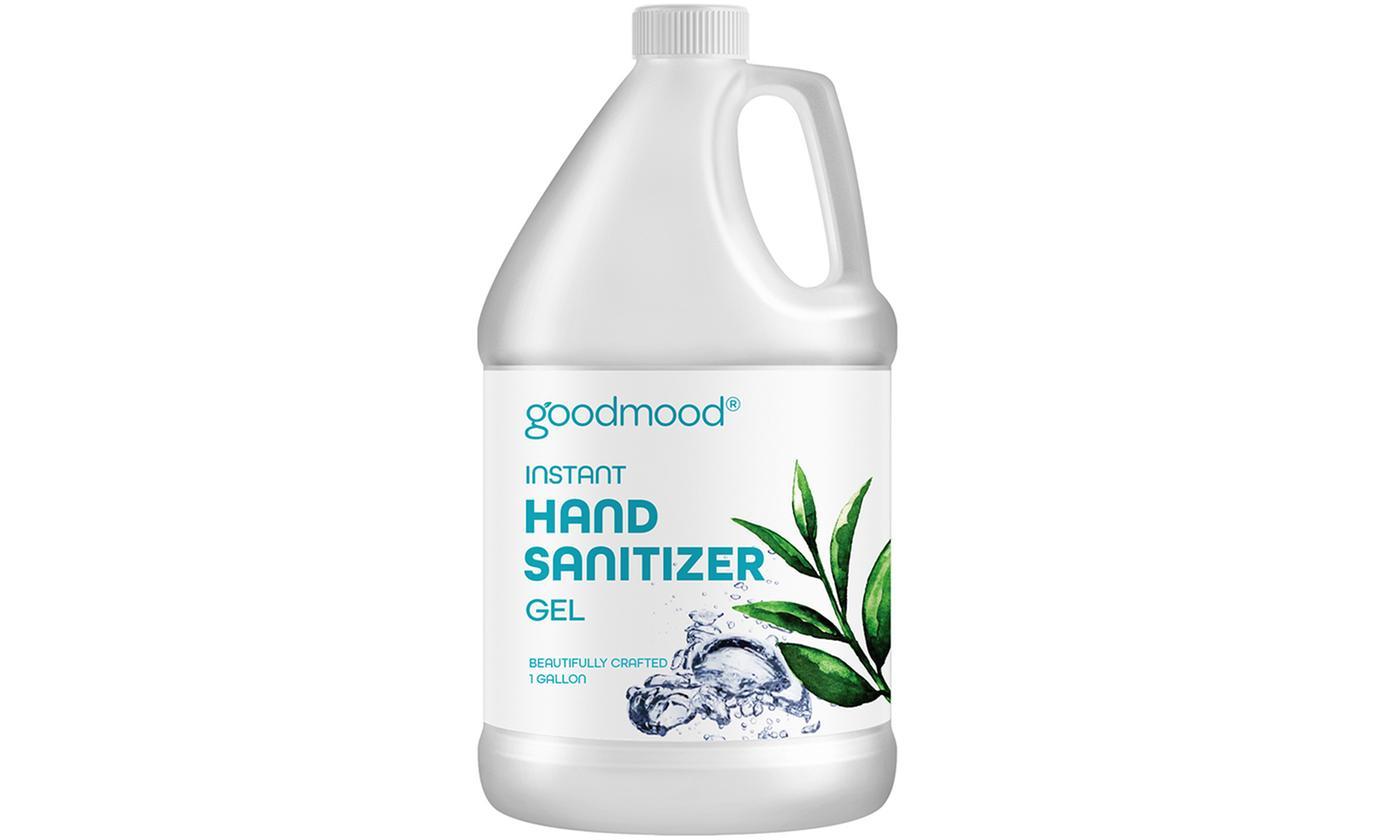 Instant Hand Sanitizer Gel with Aloe Vera. Bulk Gallon Sizes. $39.99 @Groupon