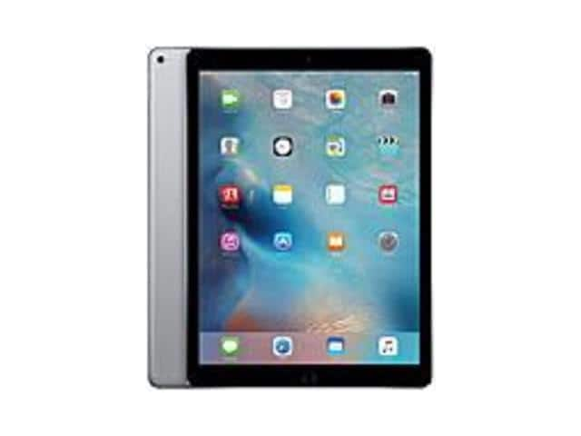 Apple iPad Pro ML0N2LL/A 128 GB 12.9-inch WIFI Space Gray Refurb $689 +FS