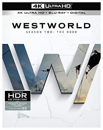 WestWorld Season 2 UHD/4K $24.96 ( or BD $14.96)