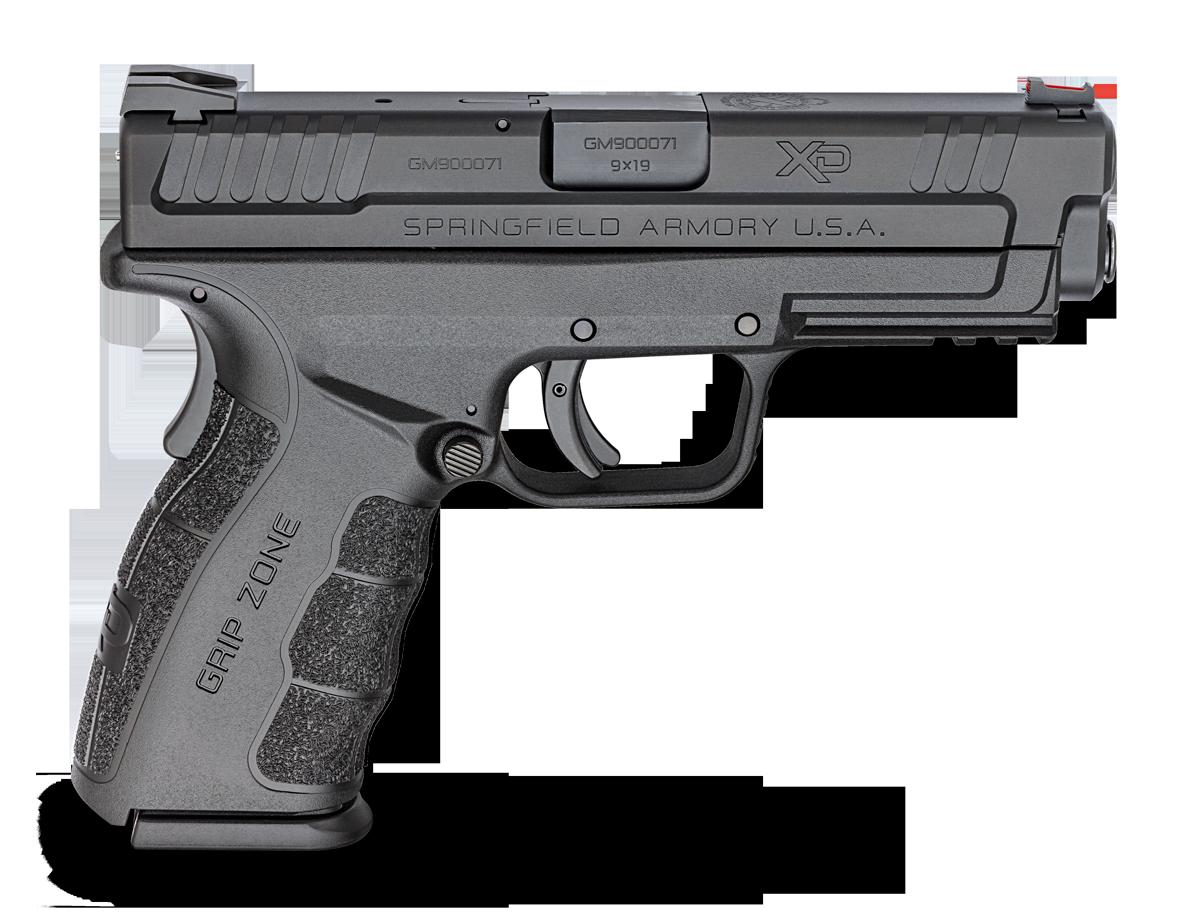 "Springfield XD Mod. 2 9mm Sub-Compact 16+1 4"" (XDG9101HC) - $404.99 plus tax @ Cabela's"