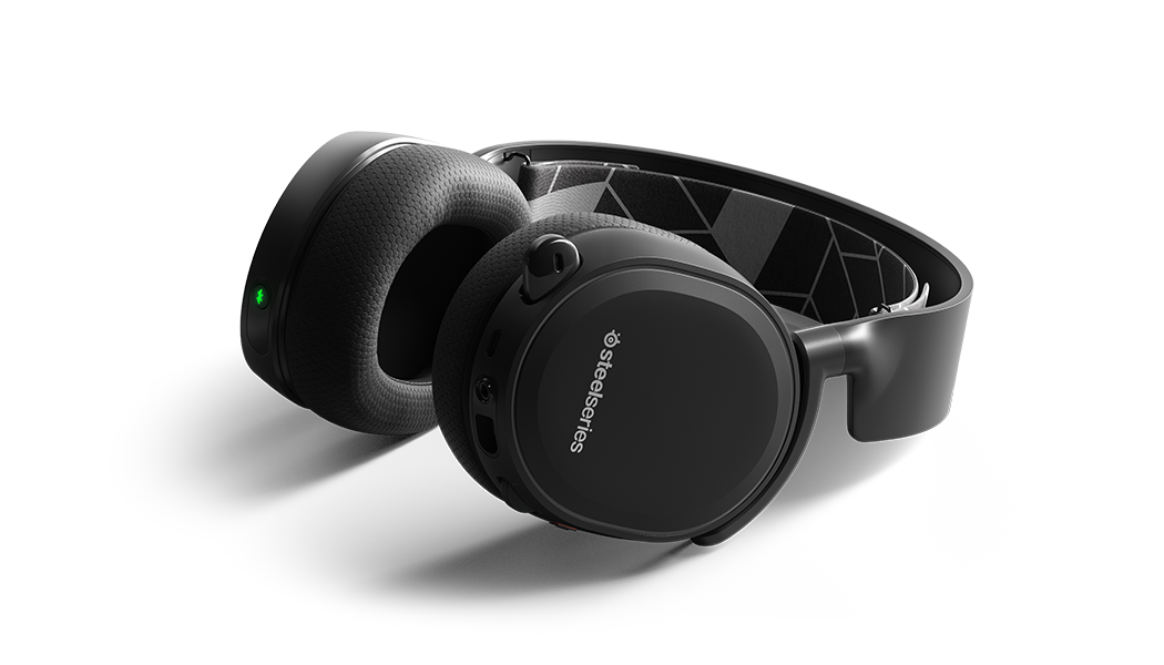 SteelSeries Arctis 3 Bluetooth headset + Hard Case + Headband = $103.99 w/ Promo Code SSRVEY4389GRZ