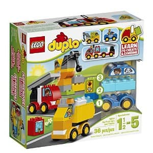 LEGO DUPLO My First Cars and Trucks for $12.79