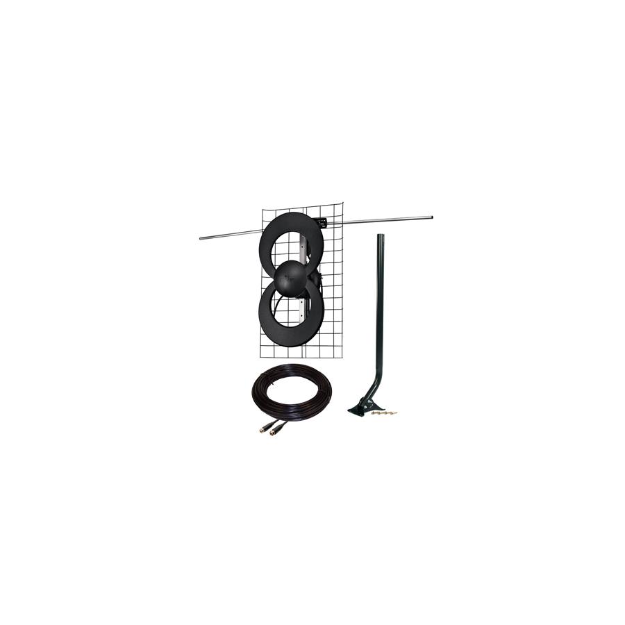 Lowe's   Model # C2-J30-V  - Antennas Direct ClearStream 2V Antenna $20