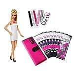 Amazon has the Barbie Fashion Design Maker Doll for $9.99 free prime shipping (REGULAR $49.99)