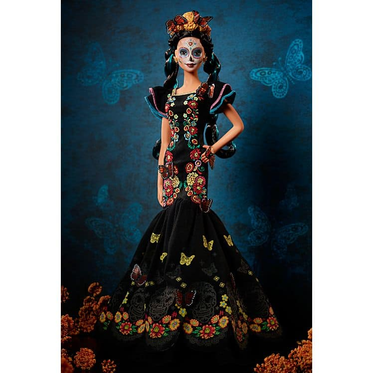 Barbie® Dia De Muertos Doll $ 75 with free shipping Pre-Order