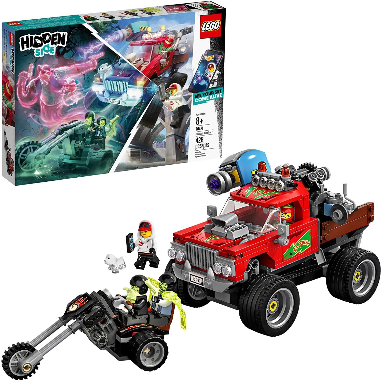 Amazon has LEGO Hidden Side El Fuego's Stunt Truck 70421 for $27