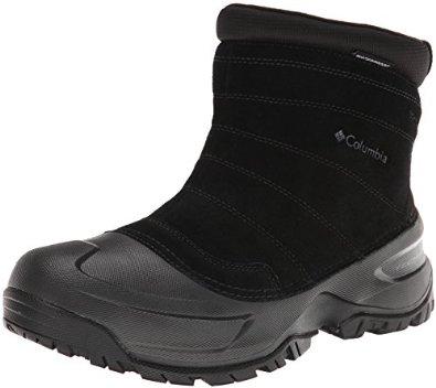 Columbia Men's Snowblade Slip Waterproof Boot Cold Weather Boot $55.18 + tax + free ship