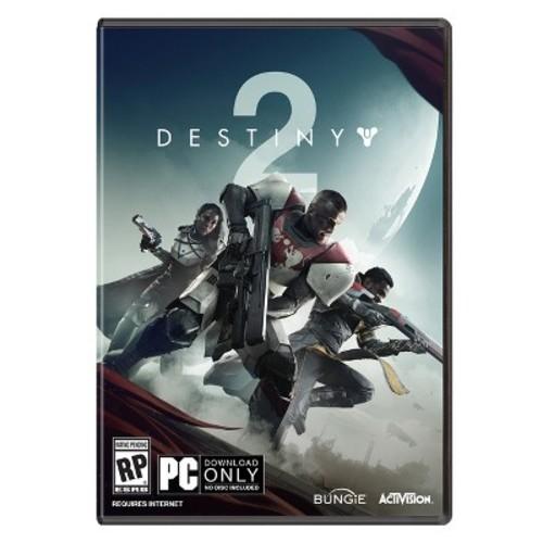 Destiny 2 PC Standard Edition (Amazon) $49.88