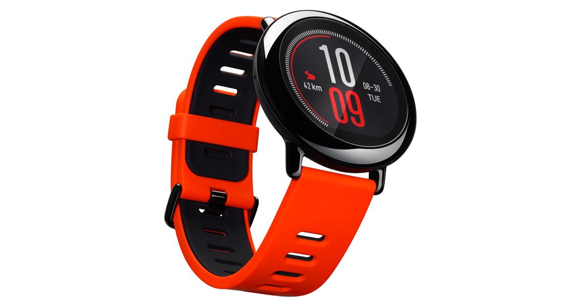Xiaomi Huami Amazfit Sports Bluetooth Smart Watch $112