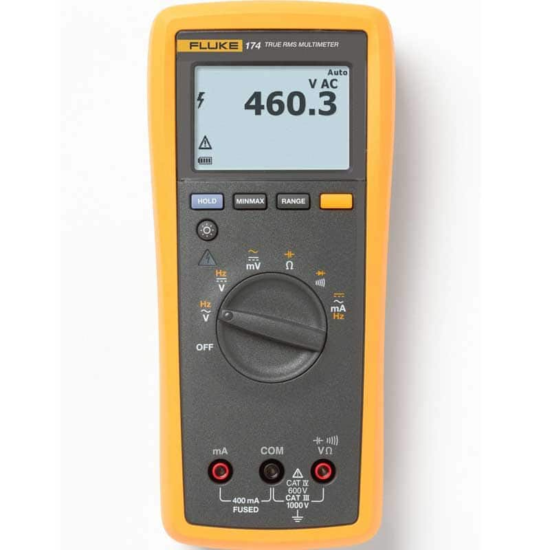 Fluke 174 DMM digital multimeter $99 after $67 off with Promo code - Fry's Electronics