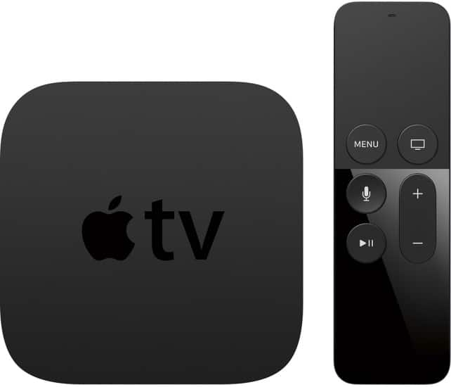 Apple TV, 4th Gen 32 & 64 GB, $25 off @ Best Buy and bestbuy.com