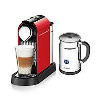 Macys Deal: [macys]  CLOSEOUT Nespresso C111/D111 Espresso Maker, Citiz Bundle Red $199.99 + $100 nespresso club card - $199.99