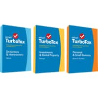 TurboTax Deal: 50% off Turbo Tax 2014 Deluxe, Premier, and Home & Business