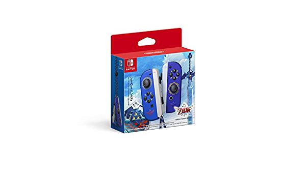 Nintendo Joy-Con (L)/(R) - The Legend of Zelda: Skyward Sword HD Edition - Switch - $79.99