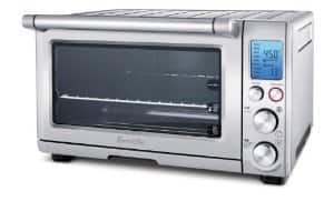 Breville BOV800XL Smart Toaster Oven Stainless Steel $189.99 with Free Shipping on Amazon