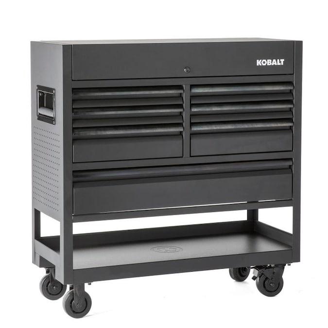 Kobalt 3000 7-Drawer Steel Rolling Tool Cabinet (Black) $49.90 YMMV