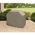 "Kenmore Elite Tan Grill Cover - Fits 80"" x 26"" x 46"" $24.97"