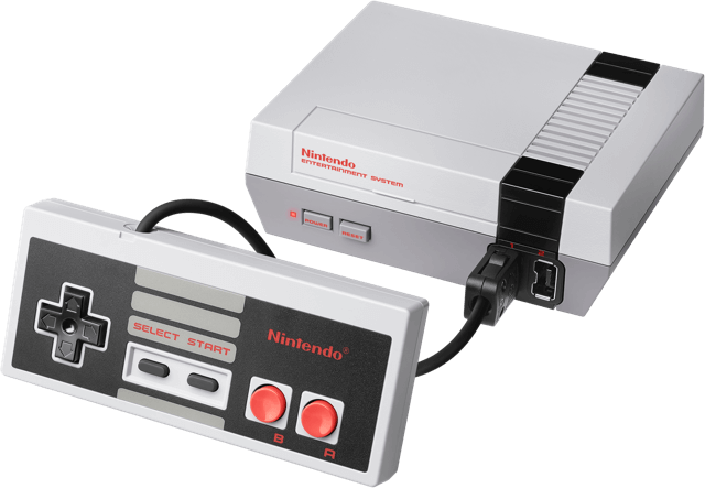 Nintendo NES Classic Edition - Thursday (11/9) on Woot App ONLY