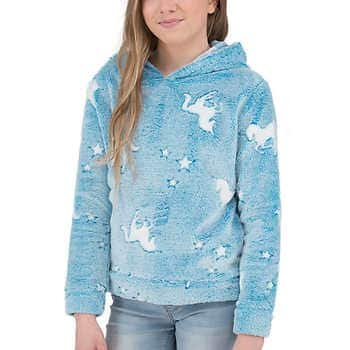 Costco.com Boston Traders Youth Long Sleeve Popover Hoodie $4.97 + FS