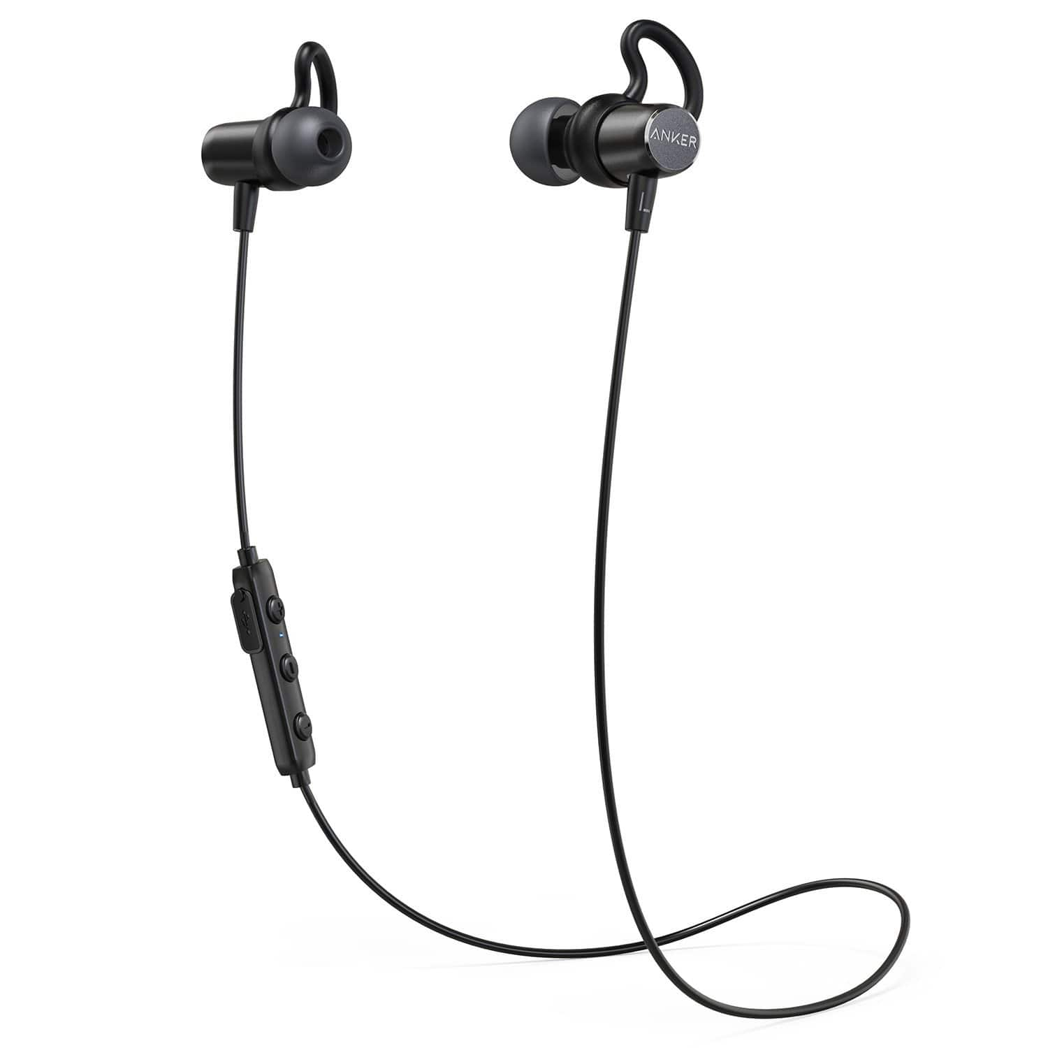 Anker SoundBuds Surge Lightweight Wireless Headphones $19.03 FS with Prime