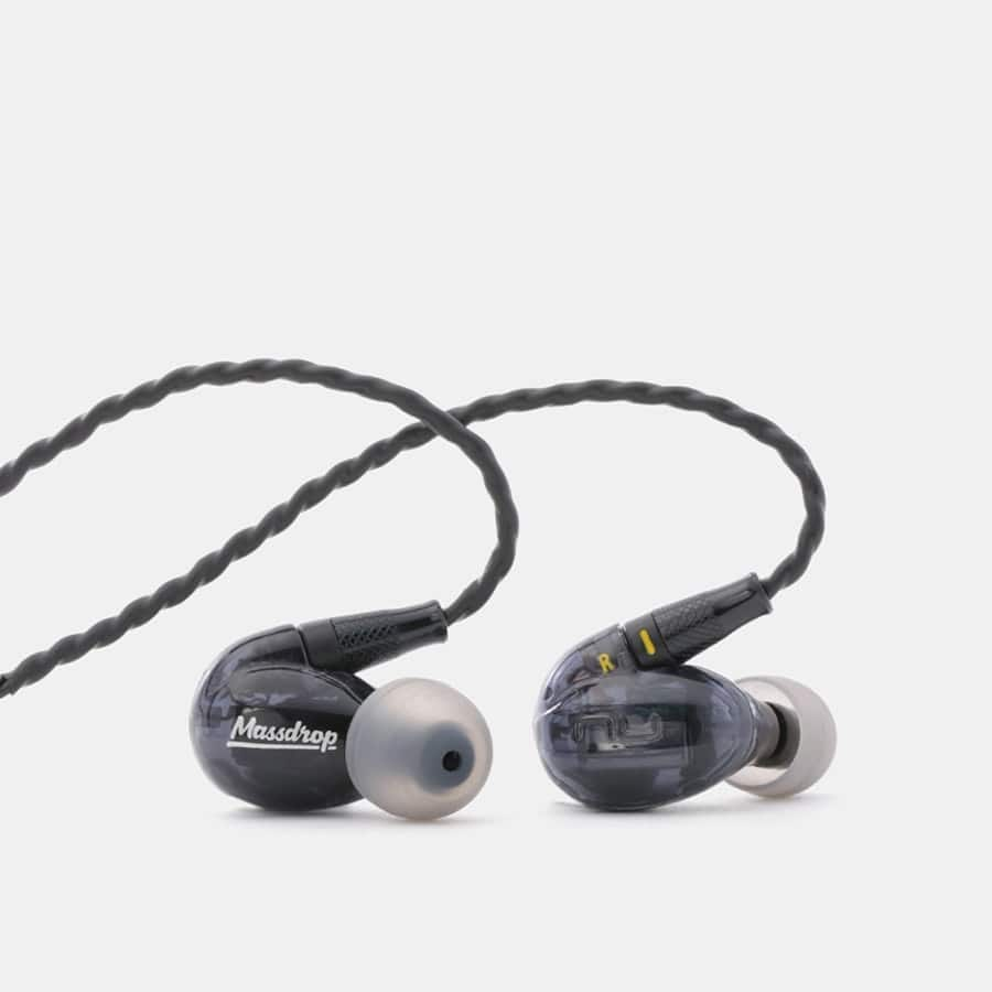 Massdrop x NuForce EDC3 In-Ear Monitors $99.99