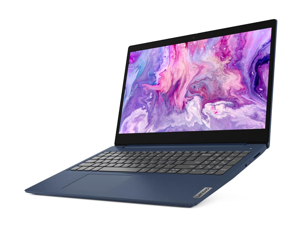 "Lenovo IdeaPad 3 15"" Laptop, AMD Ryzen 5 3500U Quad-Core Processor, 8GB Memory, 256GB SSD, Windows 10 - $429.00"
