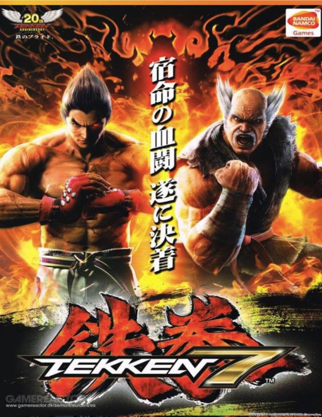 Tekken 7 PC Steam Download $31.99 on CDKeys