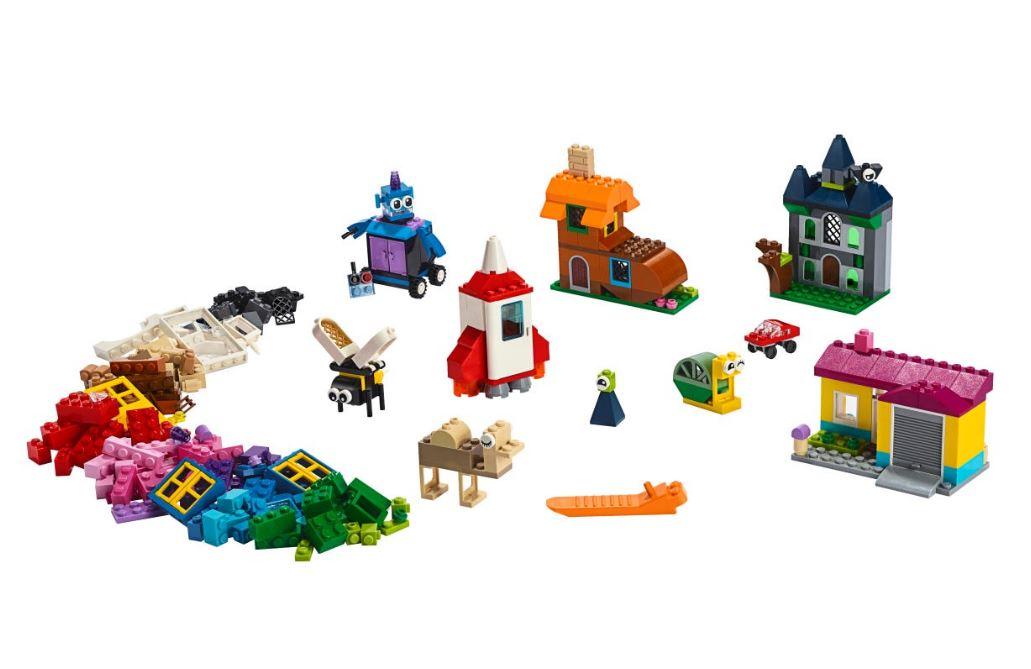 Lego Classic Windows of Creativity box set 450pc YMMV $4
