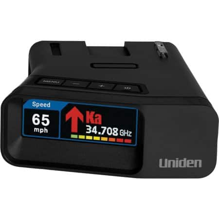Uniden R7 Extreme Long-range Laser/Radar Detector With GPS And Threat Direction