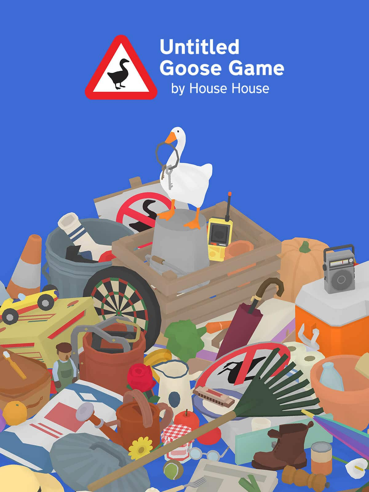 (YMMV) Untitled Goose Game $4.99 on Epic (PC) if you still have a $10 coupon