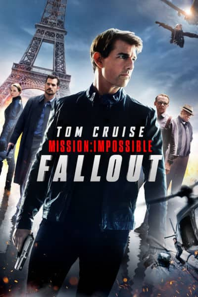 Mission Impossible Fallout - iTunes 4K -$2.99