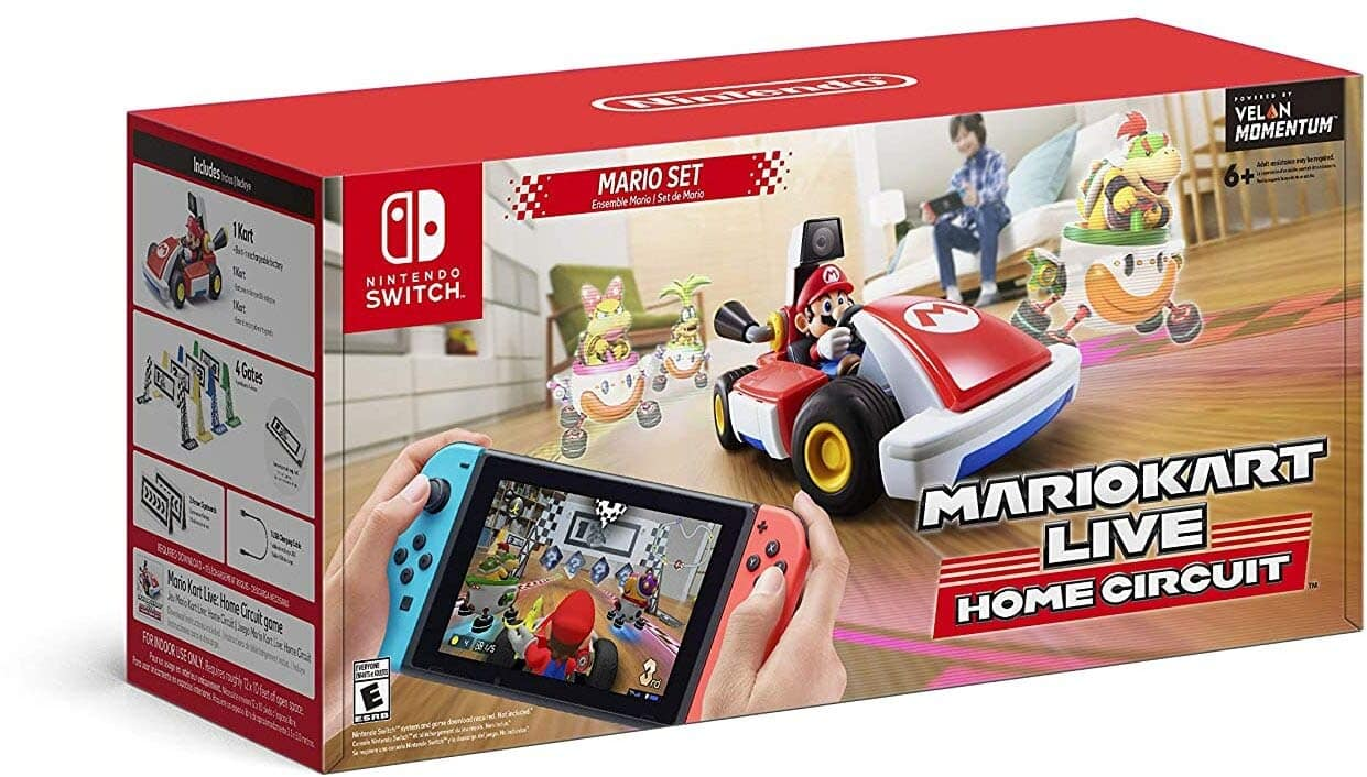 Mario Kart Live: Home Circuit -both sets in stock