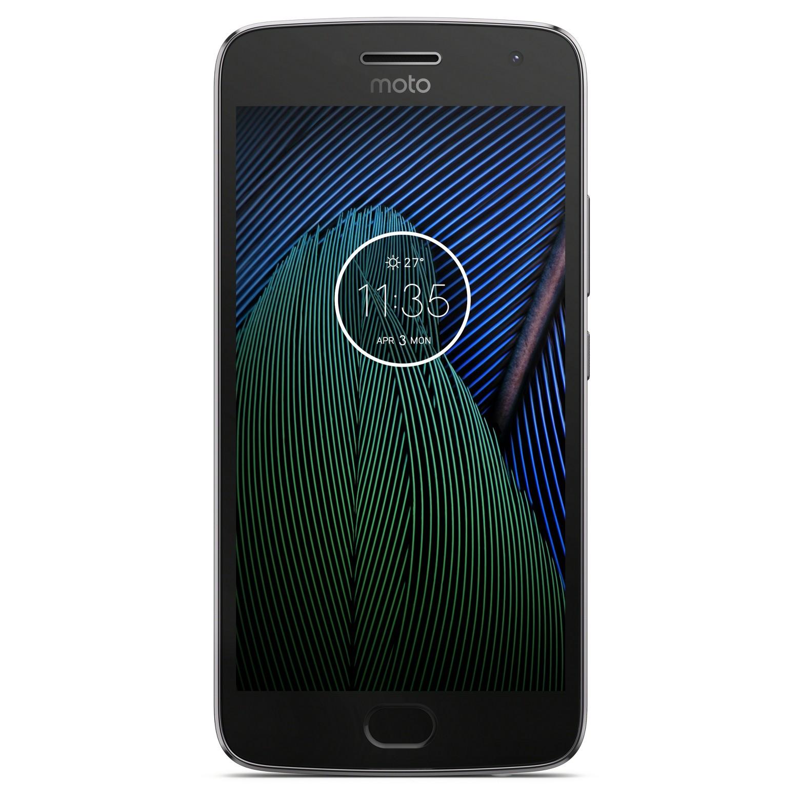 Unlocked Moto G Plus (5th Gen) 32GB for $169.99 plus taxand F/S @ target
