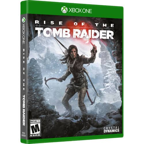 Rise of the Tomb Raider - $19.99 + tax @ Costco.com