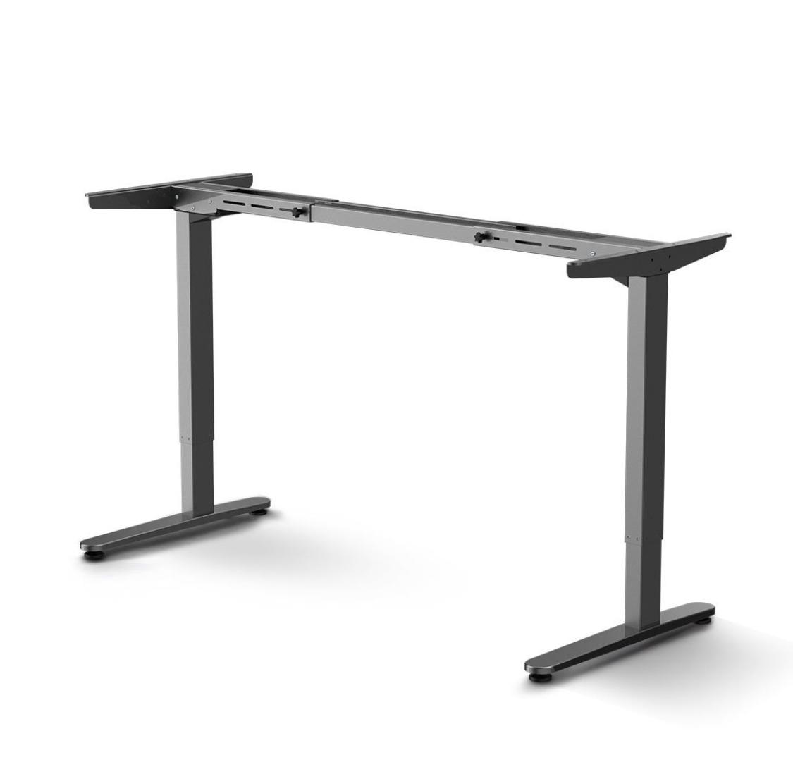 "48"" Electric Height Adjustable Standing Desk Frame $298.99"
