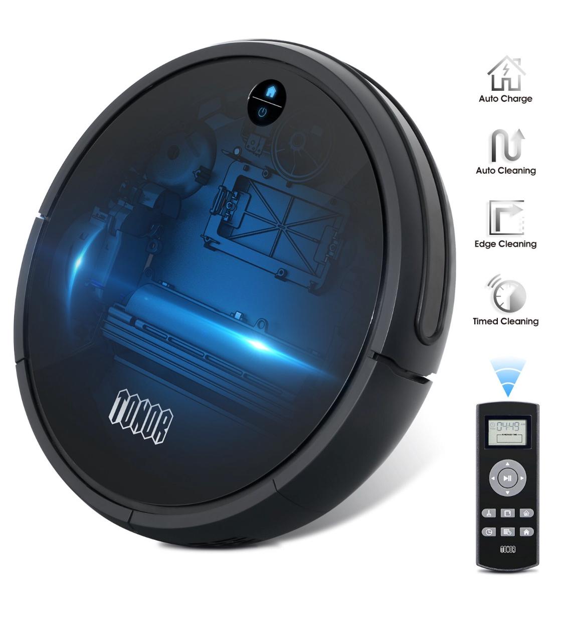 Robotic Vacuum Cleaner w/ Control $159.99 @ Amazon + FS