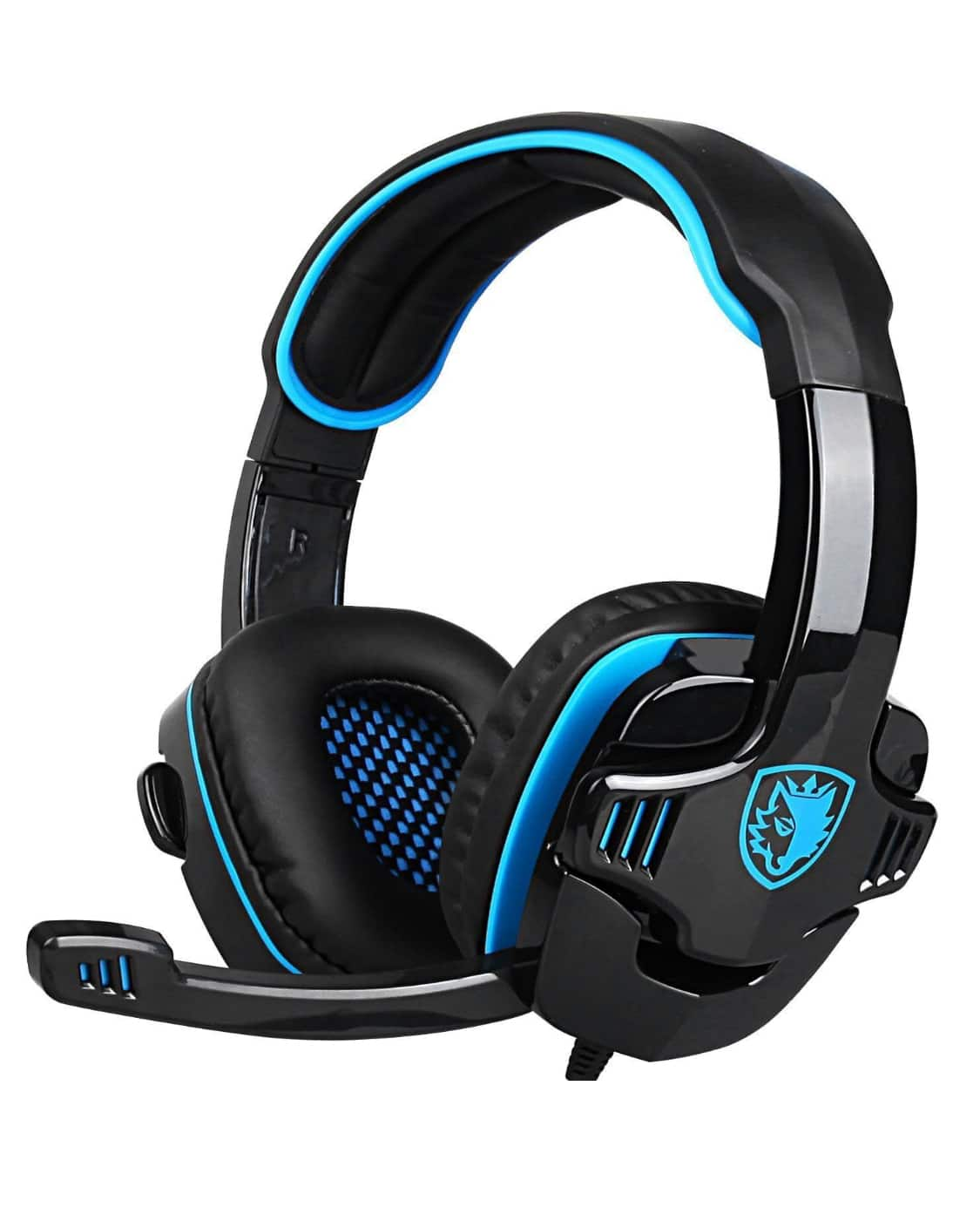 Gaming Headset w/ Mic for PC/PS4/X360 $16.09 @ Amazon + FS