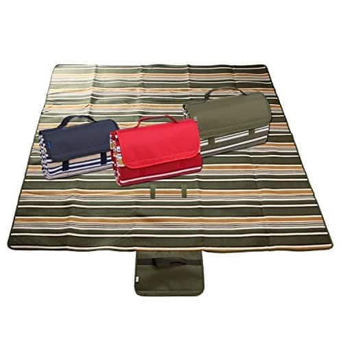 Water-Resistant Outdoor Picnic Blanket $12.59 AC + FS @Amazon