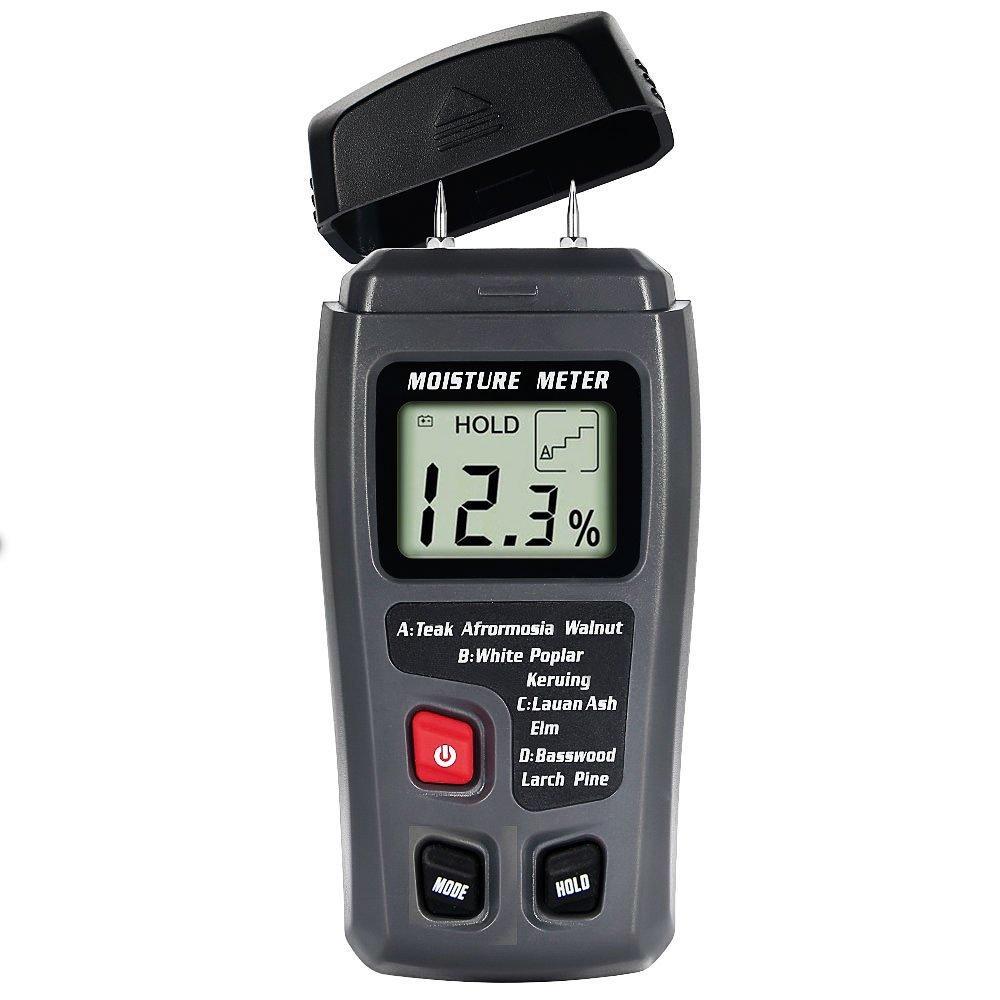 2-Pin Digital Moisture Meter w/ LCD Display $6.49 @ Amazon + FS