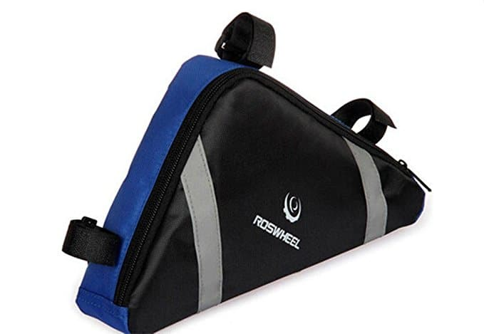 Waterproof Bicycle Frame Bag $5.39 @ Amazon + FS