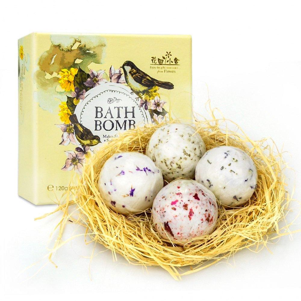 4-Pack Bath Bomb Gift Set $6.49 @ Amazon + FS