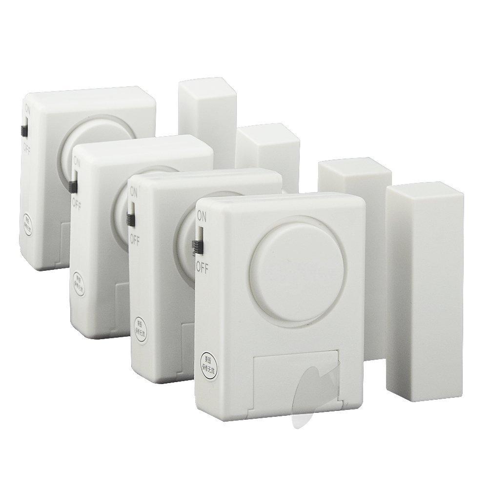 4-Pack Window & Door Alarm Kit $8.98 @ Amazon + FS
