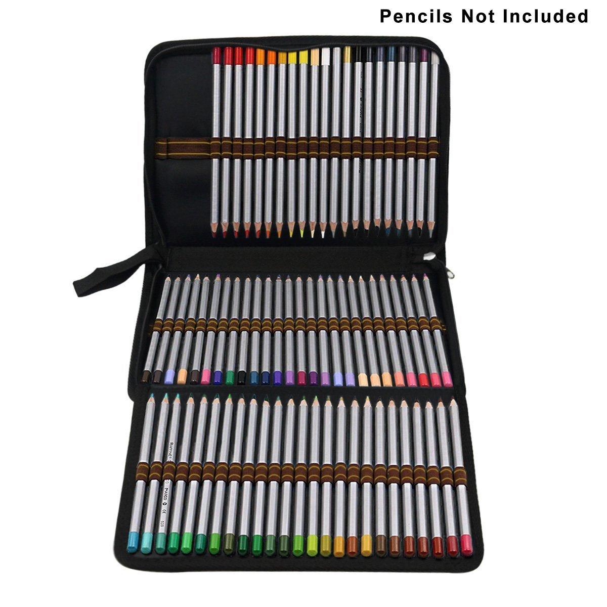 Colored Pencil Case Holder $5.99 @ Amazon + FS